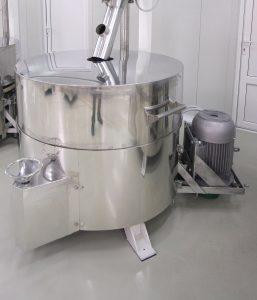 VKMI - Örlőköves malom - 200 kg h