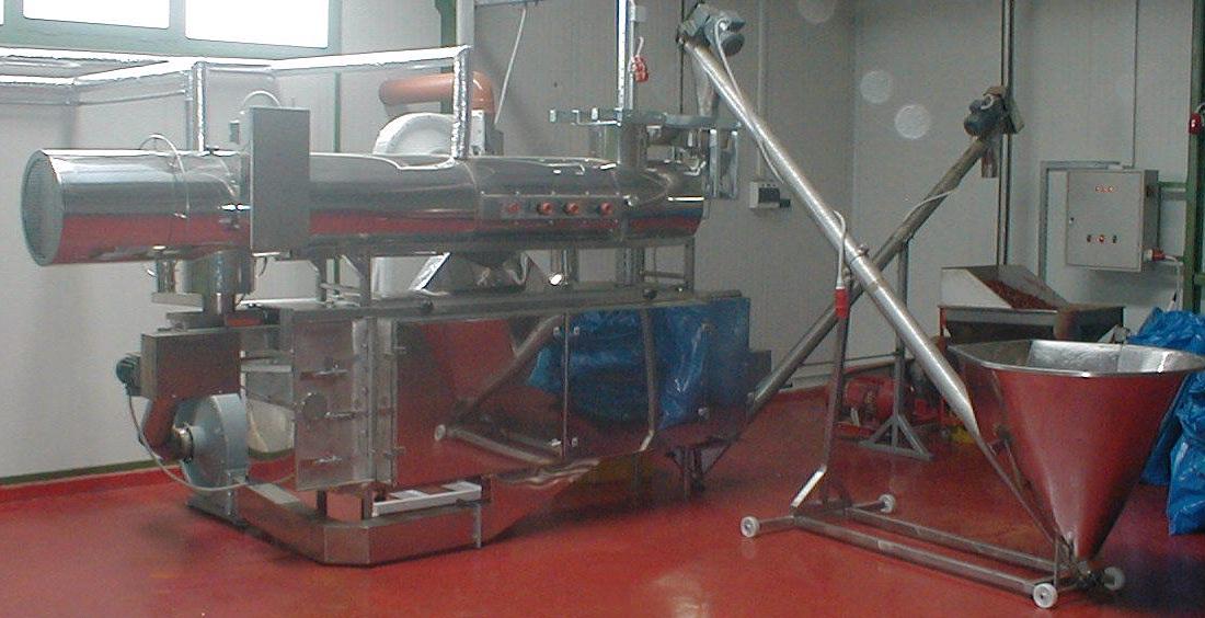 VKMI - 2000Ny Csíraszegényítő fűszernövényekre  - nyomás alatti
