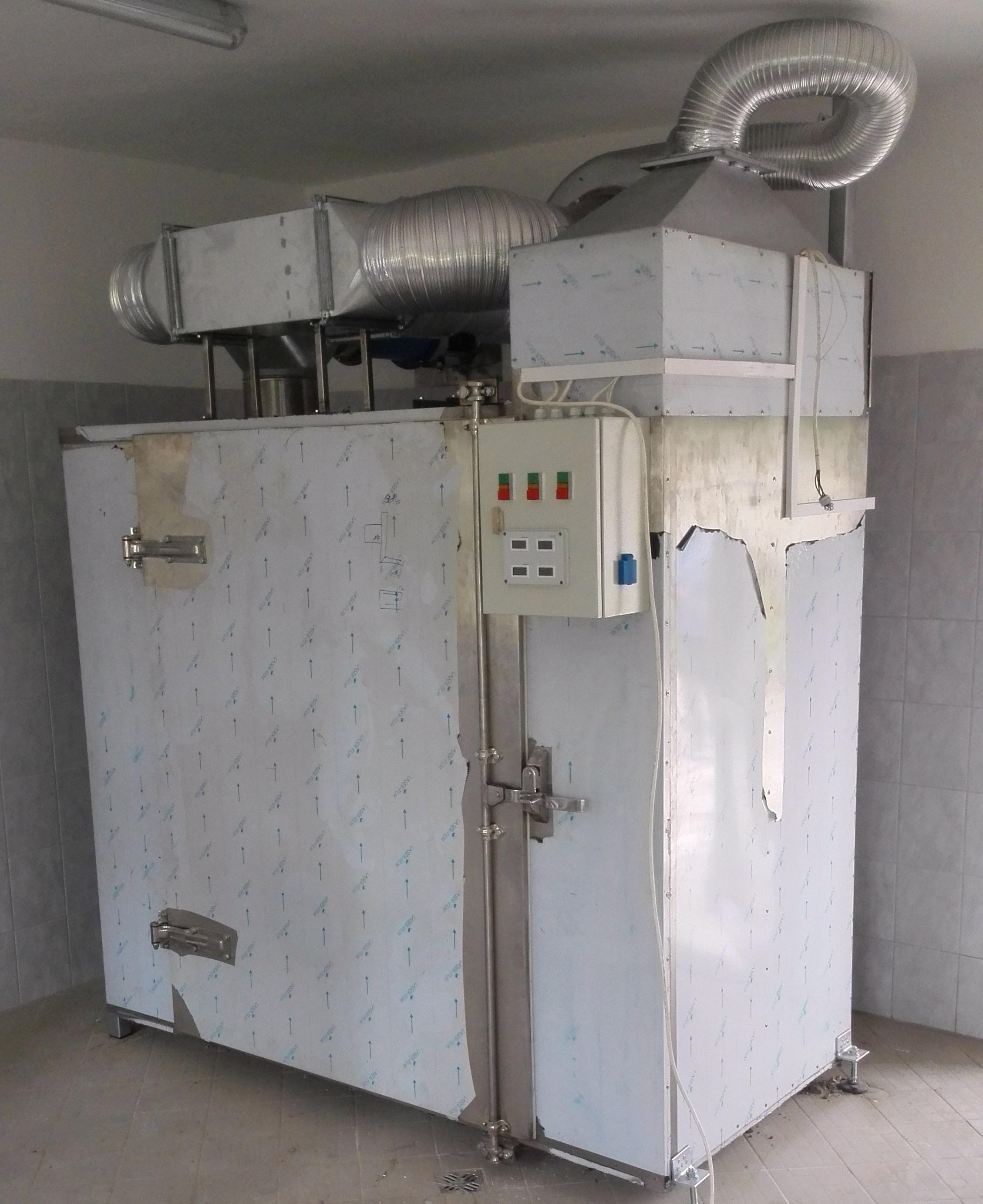 VKMI - Tálcás szárító - 18 m2