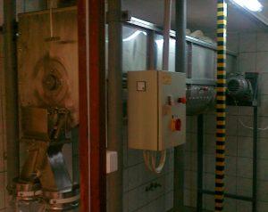 VKMI - Ellenáramú keverő  680 literes