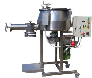 VKMI - Turbó keverőgép  120 literes
